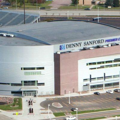 Denny Sanford Premiere Center Exterior