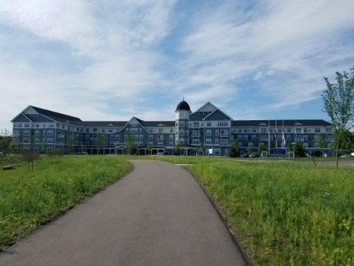 Grand Living Building Exterior