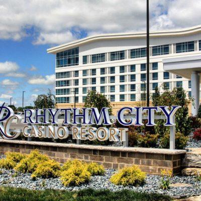 Rhythm Casino Building Exterior