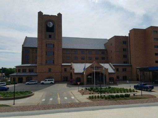 Sanford Heart Building Exterior